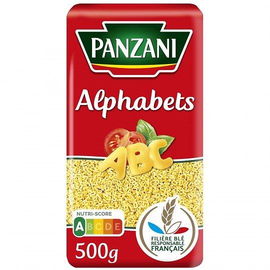 PANZANI - Alphabets