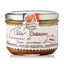 LUCIEN GEORGELIN - Pâté Gascon à l'Armagnac et aux Pruneaux d'Agen