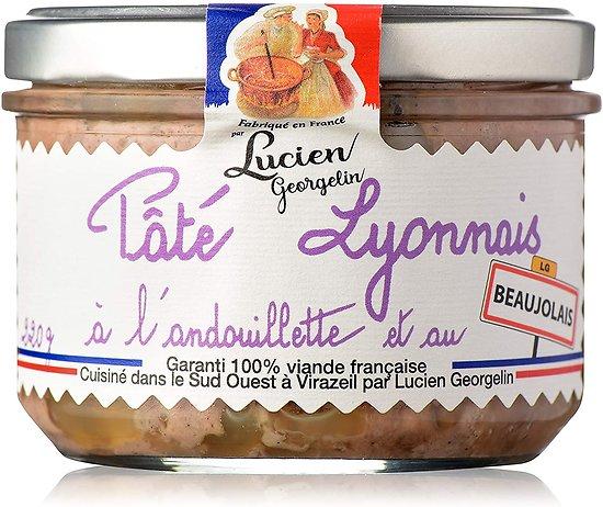 LUCIEN GEORGELIN - Pâté Lyonnais à l'Andouillette et au Beaujolais