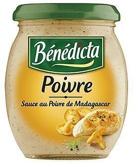 BENEDICTA - Sauce Poivre
