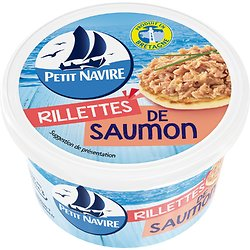 PETIT NAVIRE - Rillettes de Saumon