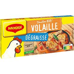 MAGGI - Bouillon KUB Volaille - Dégraissé