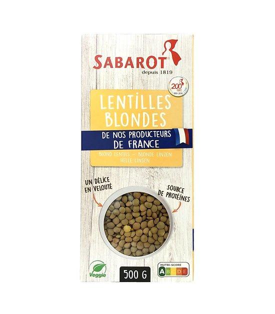 SABAROT - Lentilles Blondes