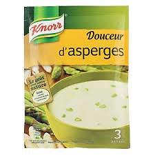 KNORR - Douceur d'Asperges