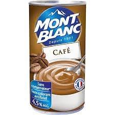 MONT BLANC - Café