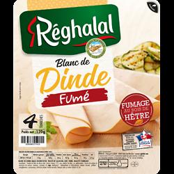 REGHALAL - Blanc de Dinde Fumé - Halal