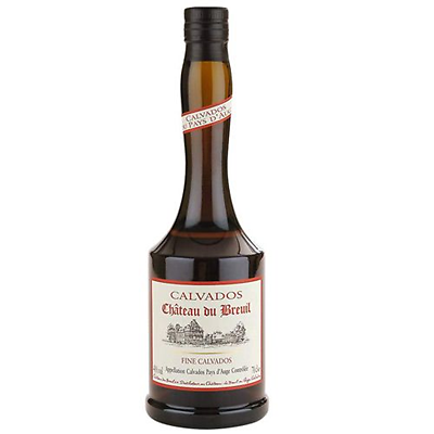 Fine Calvados 40° Château du Breuil