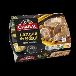 CHARAL - Langue de boeuf sauce piquante