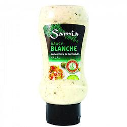 SAMIA - Sauce Blanche - Comcombre & Cornichon (HALAL)