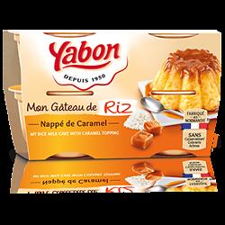 YABON - Mon Gâteau de Riz