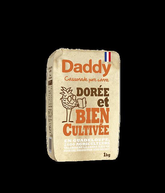 DADDY - Cassonade Pure Canne