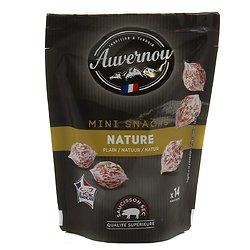 AUVERNOU - Mini Snacks - Nature - sans arômes