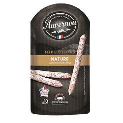 AUVERNOU - Mini Sticks - Nature - sans arômes
