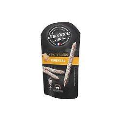 AUVERNOU - Mini Sticks - Emmental - sans arômes