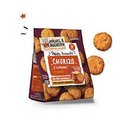 MICHEL AUGUSTIN - Petits Biscuits - Chorizo d'Espagne