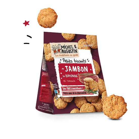 MICHEL AUGUSTIN - Petits Biscuits - Jambon de Bayonne