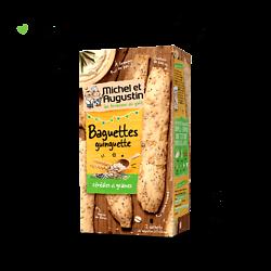 MICHEL AUGUSTIN - Baguettes Guinguette - Céréales et Graines