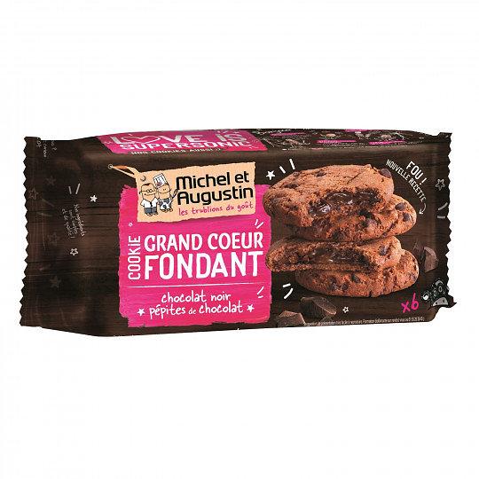 MICHEL AUGUSTIN - Cookie - Chocolat Noir Pépites de Chocolat