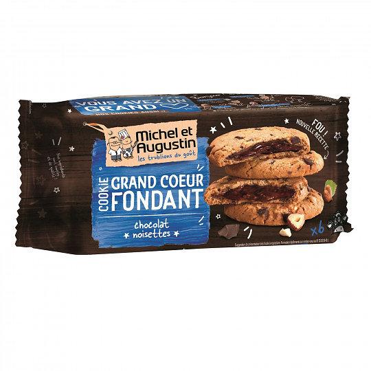 MICHEL AUGUSTIN - Cookie - Chocolat Noisettes