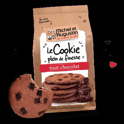 MICHEL AUGUSTIN - Le Cookie - Tout Chocolat