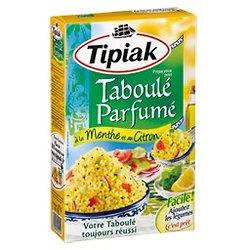 TIPIAK - Taboulé Menthe Citron