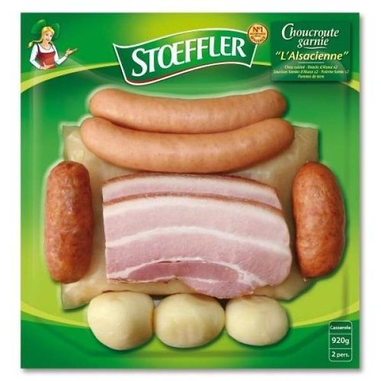 STOEFFLER - Choucroute
