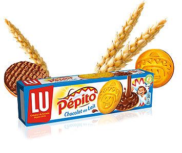 LU - Pépito - Chocolat au Lait