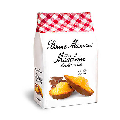 BONNE MAMAN - Madeleine - Chocolat au Lait