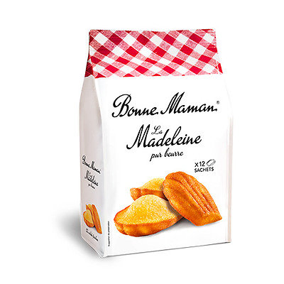 BONNE MAMAN - Madeleine - Beurre Frais