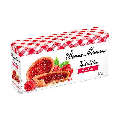 BONNE MAMAN - Tartelettes - Framboise
