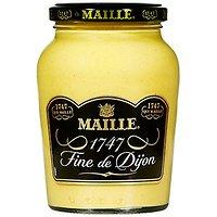 MAILLE - Moutarde - 1747 Fine de Dijon 380g