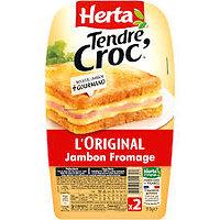 HERTA - Tendre Croc' Classique X2