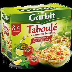 GARBIT - Taboulé aux Tomates Fraiches 3-4 personnes
