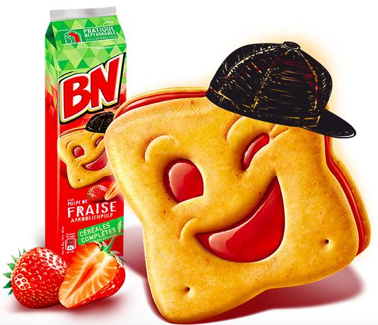 BN - Fraise