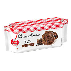 BONNE MAMAN - Sablés tout Chocolat
