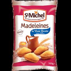 ST MICHEL - Madeleines 500G