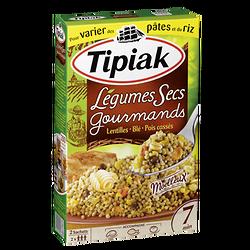TIPIAK - Légumes Secs Gourmands