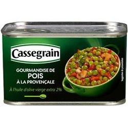 CASSEGRAIN - Gourmandise de Pois à la Provençale