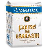 TREBLEC - Farine de Sarrasin 1KG