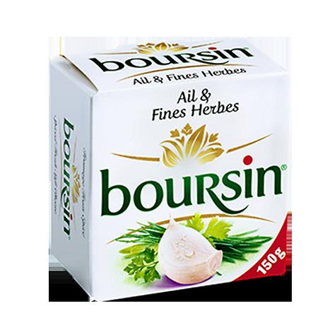 BOURSIN - Ail & Fines Herbes