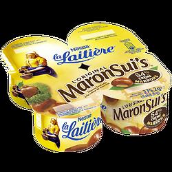 LA LAITIÈRE  - MaronSui's