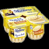 LA LAITIÈRE - Riz au lait Saveur Vanille