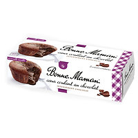 BONNE MAMAN - Coeur Fondant au Chocolat