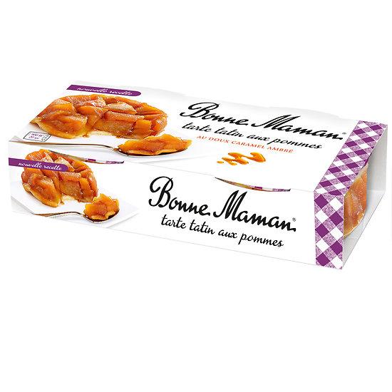 BONNE MAMAN - Tarte Tatin aux Pommes au Doux Caramel Ambré