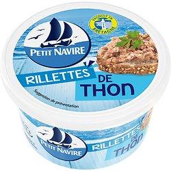 PETIT NAVIRE - Rillettes de Thon