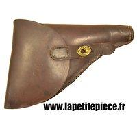 Etui pour revolver 1892 Français Première Guerre Mondiale. France WW1 / WW2