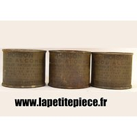 Boite WOOD ALCOHOL Fuel-Tablet ration heating for five men