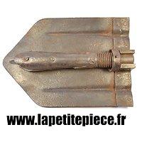 Pelle pliante Allemande Klappspaten modèle 1938. Daté 1940