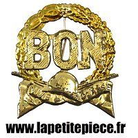 "Ancienne broche BON ""Vive la classe"""