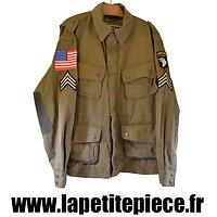 Reproduction veste de saut américaine 1943